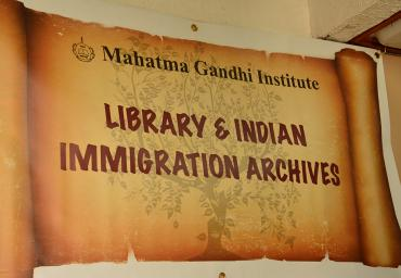 Visit of the Indian Immigration Archives & Folk Museum